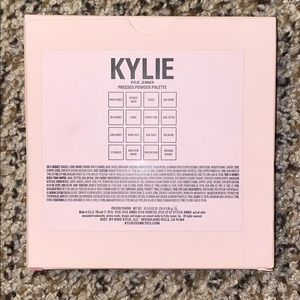 Kylie Cosmetics Makeup - Slightly Used Kylie Palette!